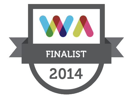 Web Awards 2014 Finialist
